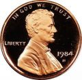 Lincoln Cent (Modern) (1959 to Date)